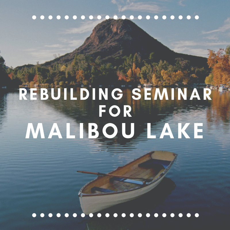 Rebuild Seminar Malibou Lake1-on-1 financial planning