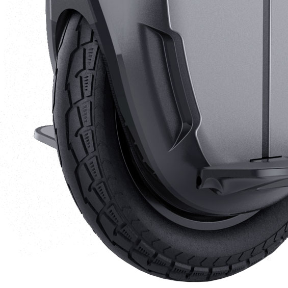 3 Inch Extra Wide Tire