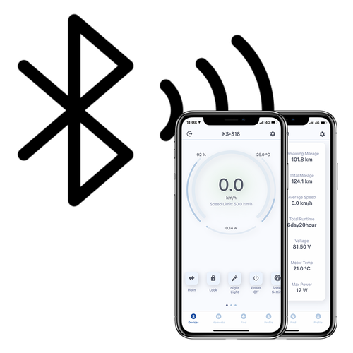 Bluetooth App Connectivity