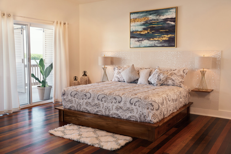 Master King Bedroom, Salt Life Belize, Ambergris Caye