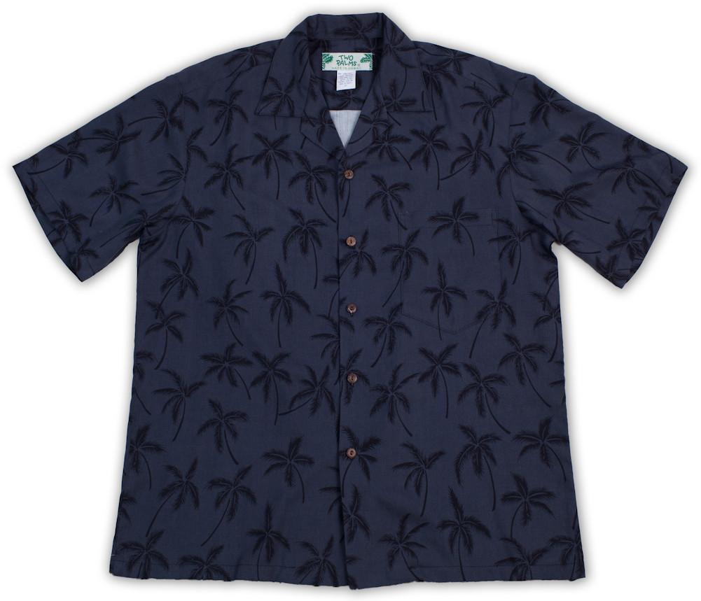 Palm Tree Black