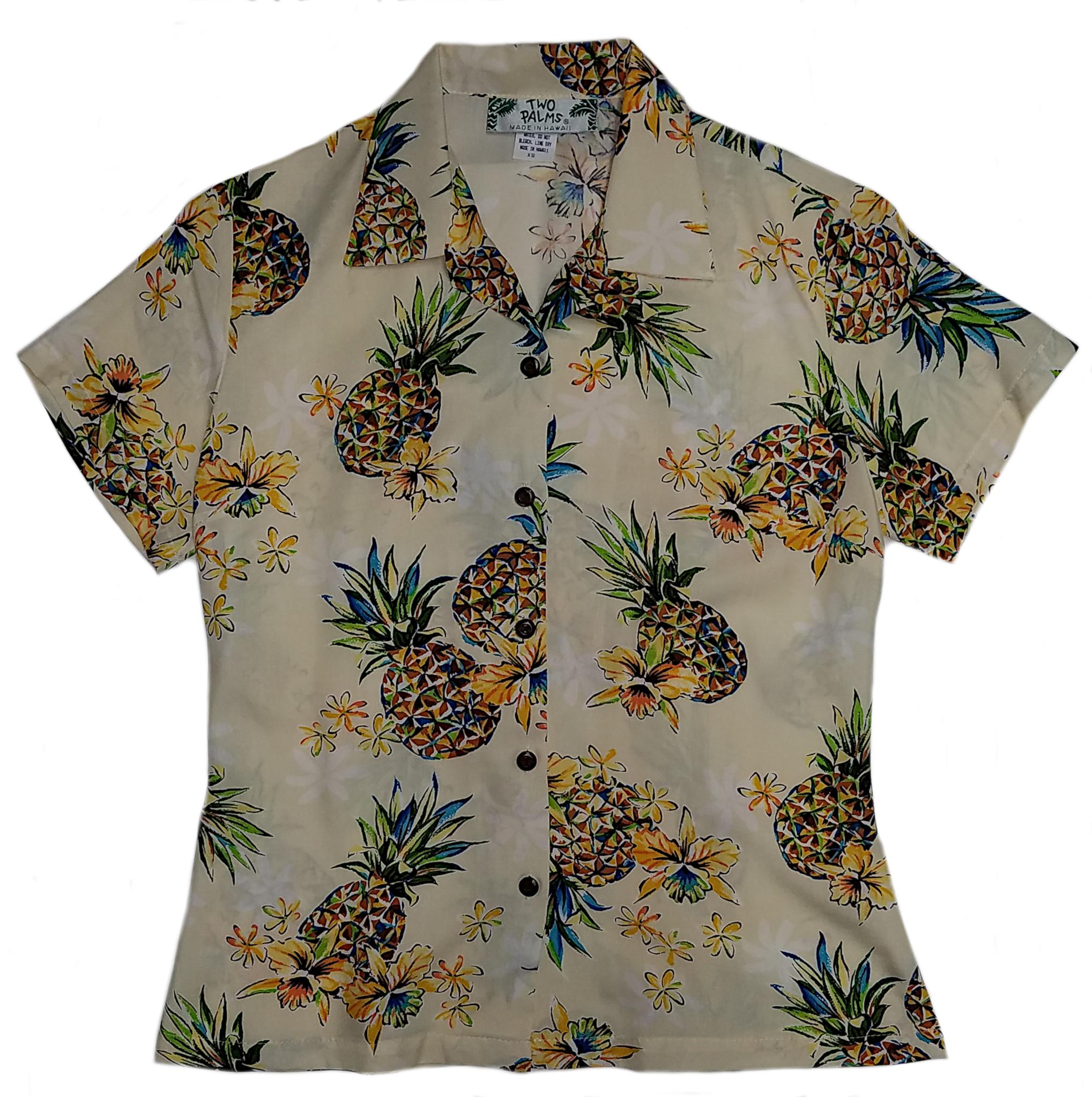 Golden Pineapple Cream