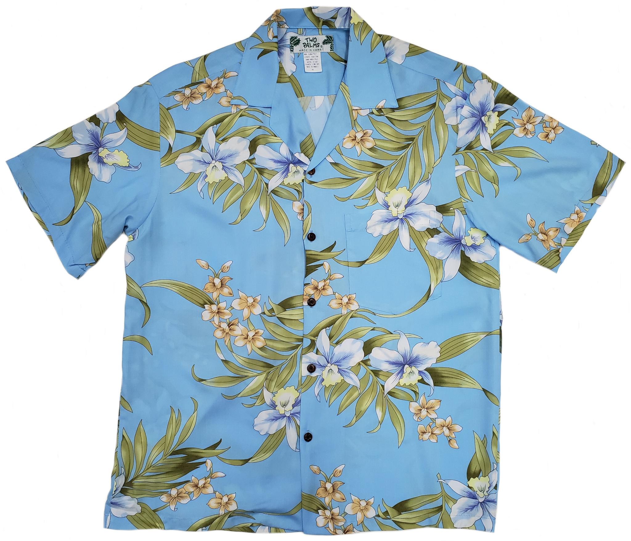 Pali Orchid Light Blue