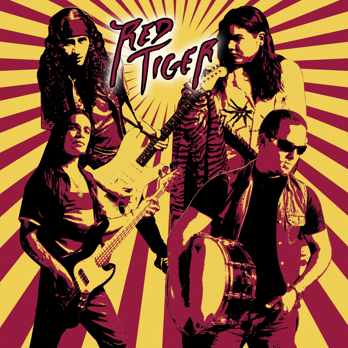 Red Tiger - 2010