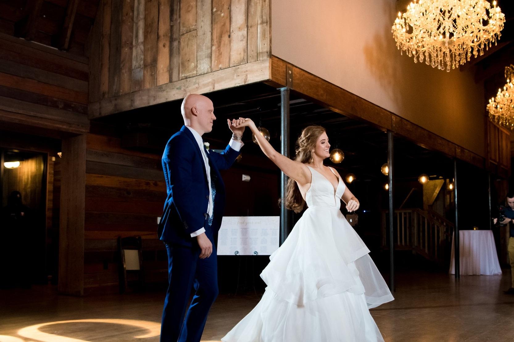 - wedding dances