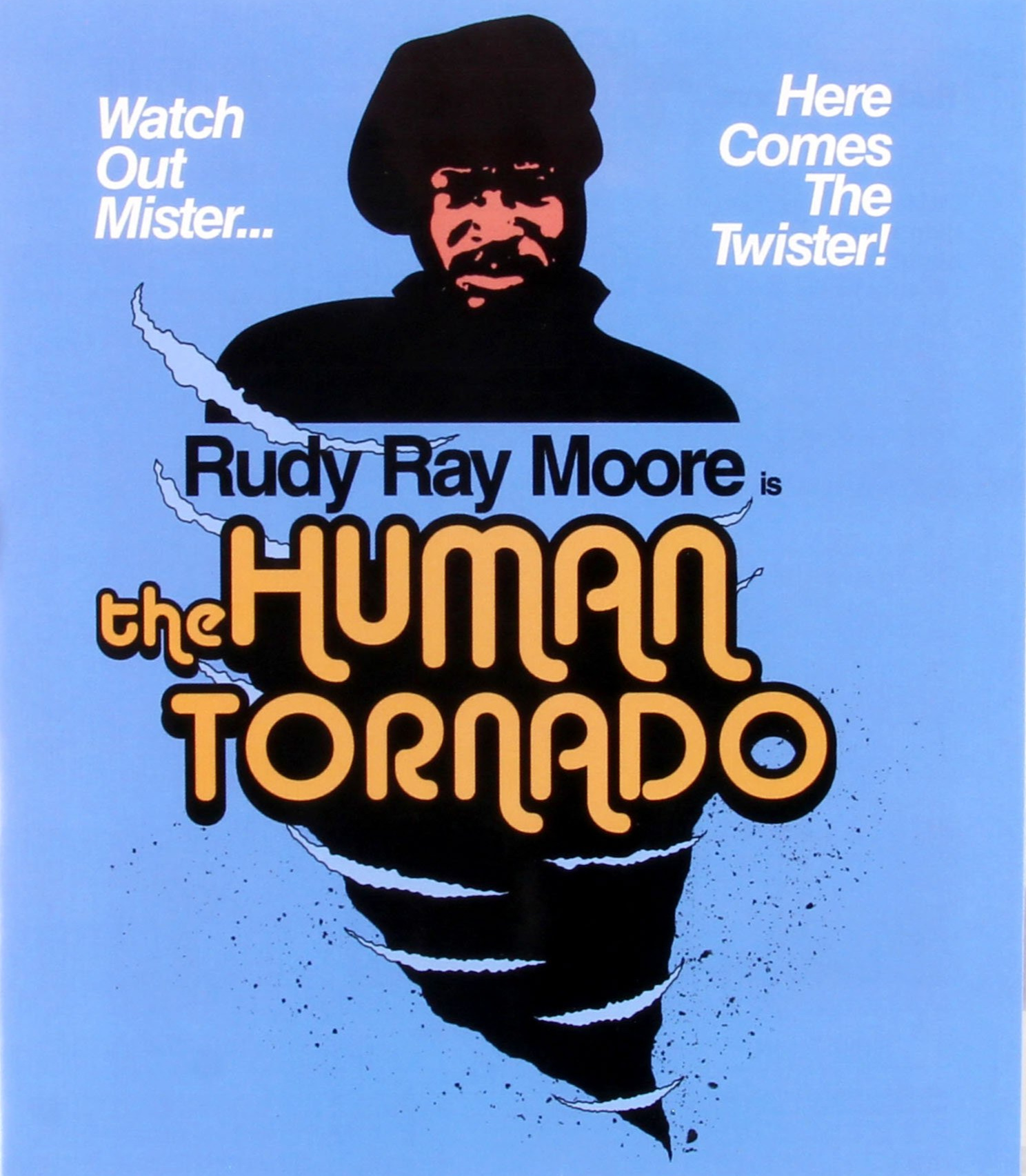 HUMAN TORNADO - (RECOMMENDED PURCHASE)Dolemite (Rudy Ray Moore) is back and badder than ever in THE HUMAN TORNADO! After being run out of town by a racist sheriff, Dolemite returns to LA only to discover that Queen Bee's (Lady Reed) club has been taken over by the mafia. On top of that they have also kidnapped two of Queen Bee's top girls! With the law hot on his tail, Dolemite rounds up the toughest Kung-Fu fighting badasses in Southern California to take on the mob, culminating in one of the craziest surprise endings in blaxploitation film history!Wilder and more over the top than its predecessor, THE HUMAN TORNADO is a non-stop assault on the senses, combining comedy, action, horror, and jawdropping weirdness, featuring supporting performances from Ernie Hudson, Jimmy Lynch and world karate champion Howard Jackson. Vinegar Syndrome proudly presents THE HUMAN TORNADO on Blu-ray, restored from original 35mm vault elements.Directed by: Cliff RoquemoreActors: Rudy Ray Moore, Ernie Hudson, Jimmy Lynch, Lady Reed, Jerry Jones1976 / 96 minutes / Color / 1.85:1-Region free Blu-ray and DVD combo pack-All extras on both formats-Scanned and restored in 2k from 35mm vault elements-