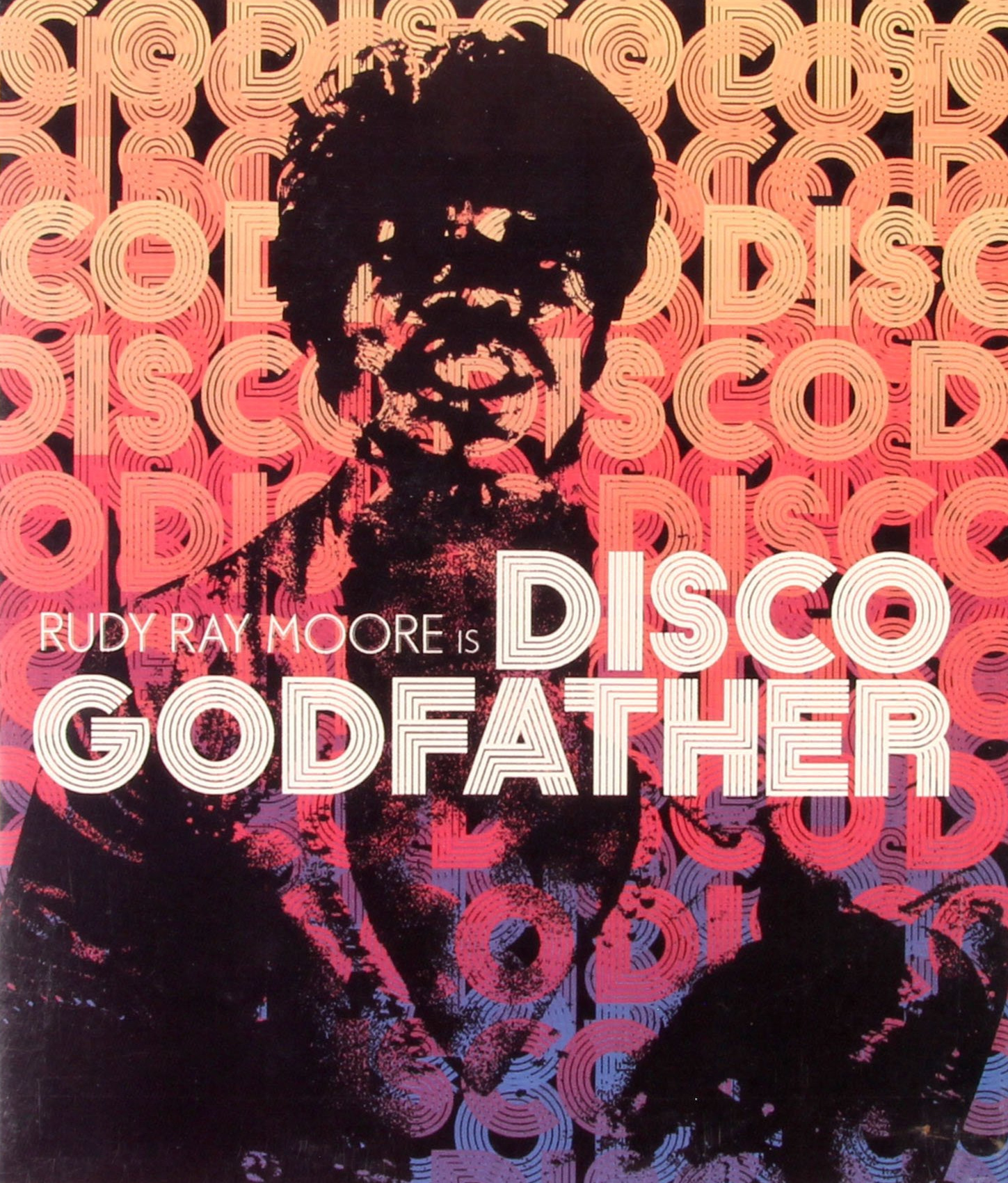 DISCO GODFATHER - (RECOMMENDED PURCHASE)Rudy Ray Moore is The Disco Godfather, owner and MC at the baddest disco in town. But there's a new evil in the community: Angel Dust. Determined to find and destroy the source of 'the whack,' The Disco Godfather becomes a one-man fighting machine from south central to Beverly Hills.The last of Rudy Ray Moore's 70s features, DISCO GODFATHER is easily the strangest and most original of his filmic output. Combining his trademark Kung-fu action with social commentary and hallucinogenic nightmare sequences which evoke the surreal weirdness of Coffin Joe, DISCO GODFATHER is an unforgettable cinematic finale from one of the greatest names in Blaxploitation film history.Newly restored from its long lost 35mm original negative, Vinegar Syndrome proudly presents DISCO GODFATHER on Blu-ray for the first time, packed with all new special features.Directed by: J. Robert WagonerStarring: Rudy Ray Moore, Lady Reed, Carol Speed, Jerry Jones, Jimmy Lynch, Hawthorne James1979 / 98 minutes / Color / 1.85:1-All extras on both formats-Region free Blu-ray and DVD combo pack-Scanned & restored in 2k from 35mm original camera negative-