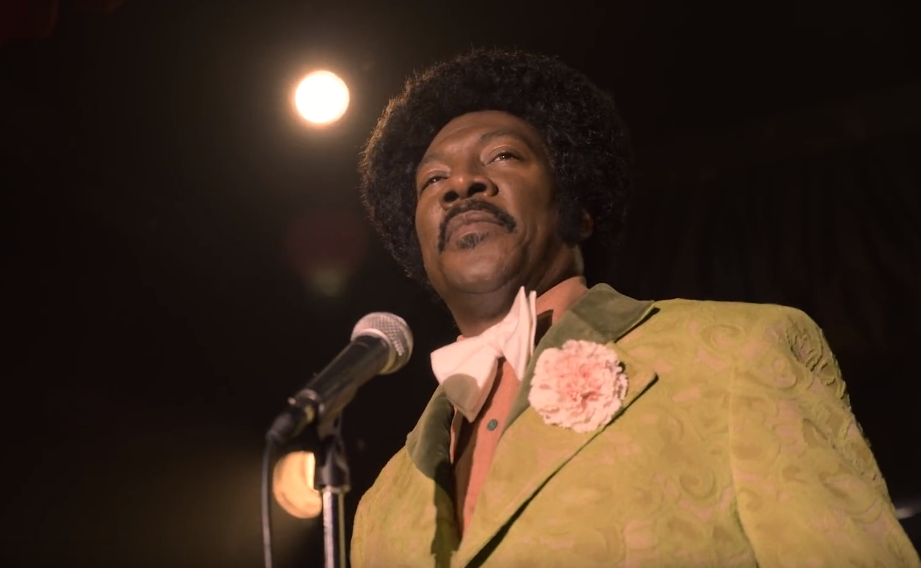 Eddie Murphy as Rudy Ray Moore in DOLEMITE IS MY NAME