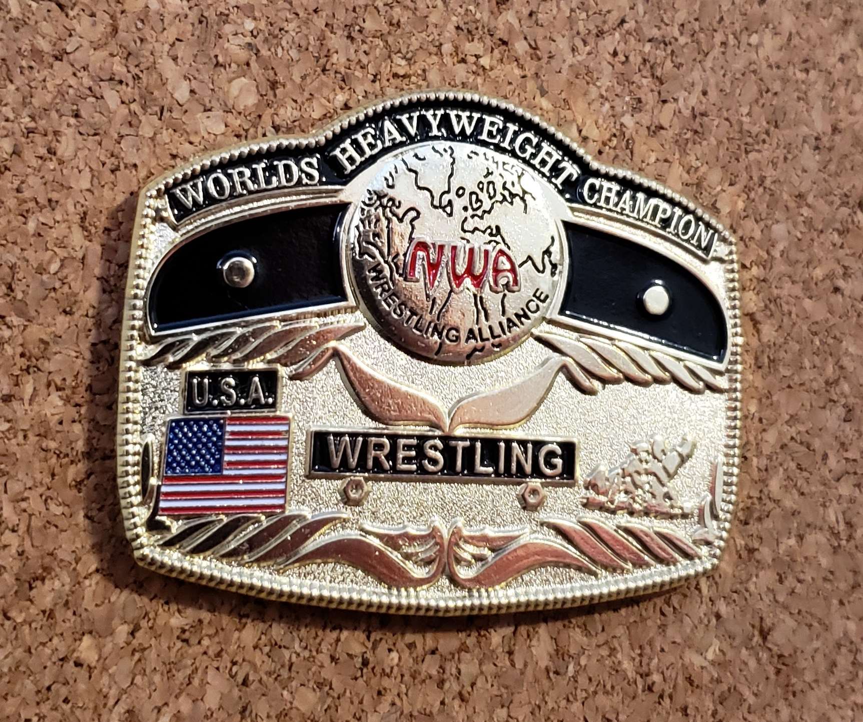 Ten Pounds Pin - Wearable Pin