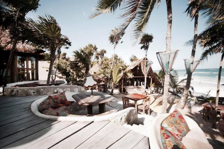 Papaya Playa Project - dé beach club van Tulum