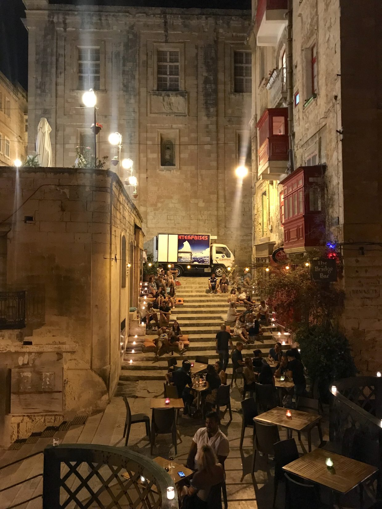 Bridge Bar Valletta