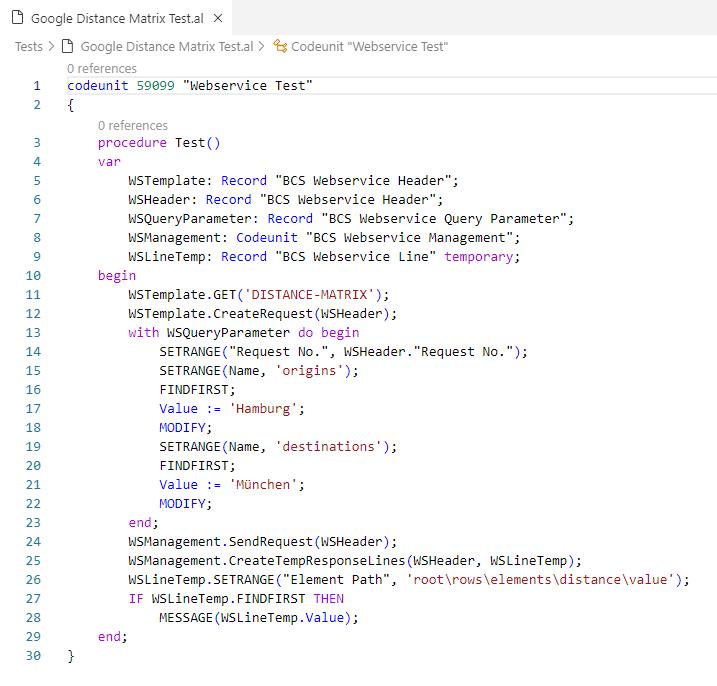 - Um diese Vorlage im Geschäftsprozess zu nutzen, sind nur ein paar Zeilen Code nötig.Download Quellcode …