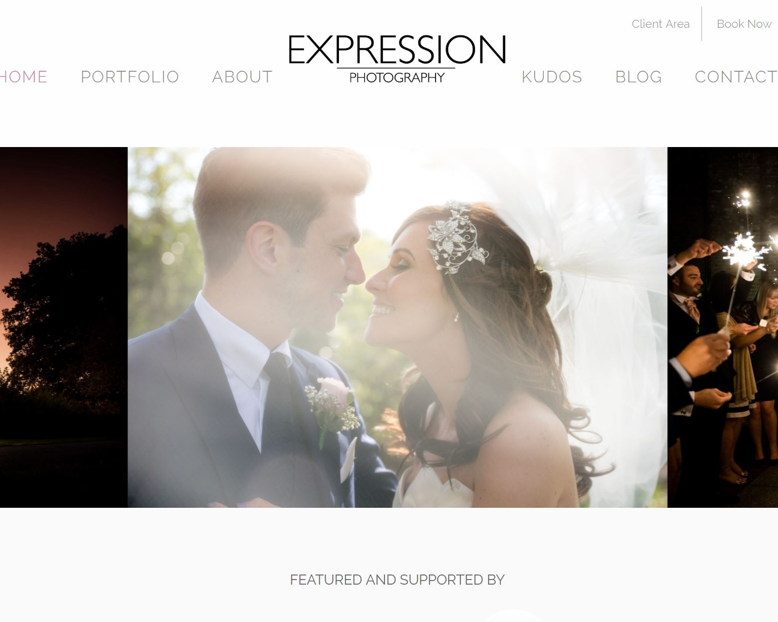 Expression Photography - Award winning husband and wife team who offer our clients beautiful, contemporary wedding photography along with an amazing wedding day experience.