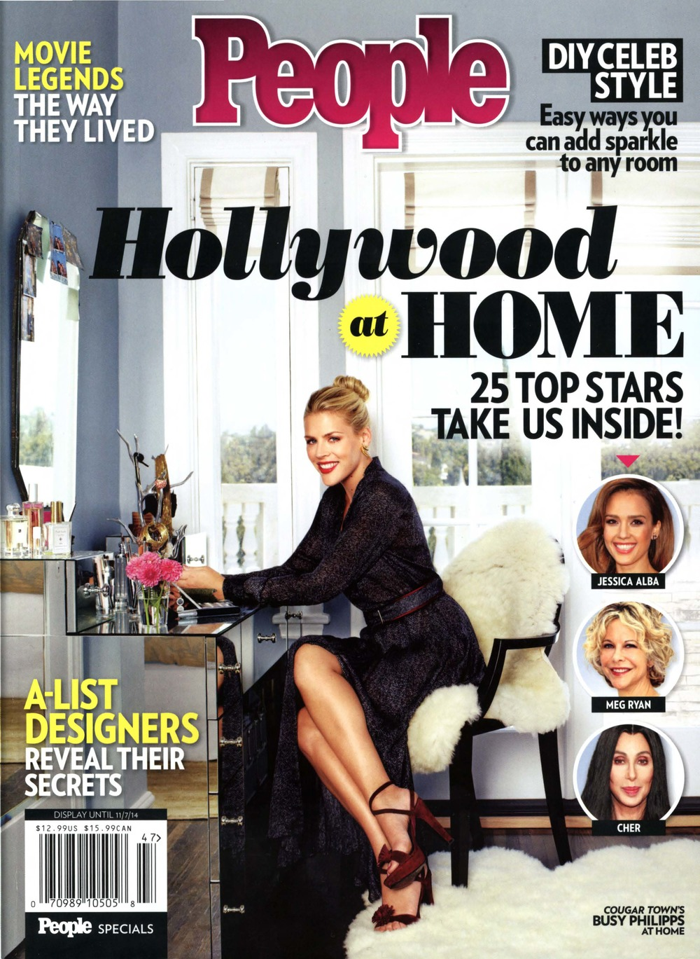 PEOPLE HOLLYWOOD AT HOME 2014