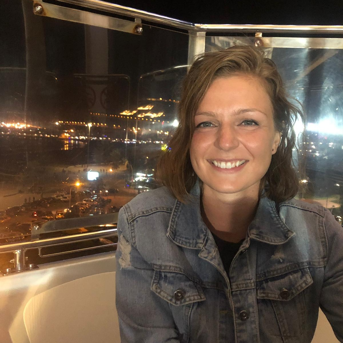 Christiana over Agadir Square