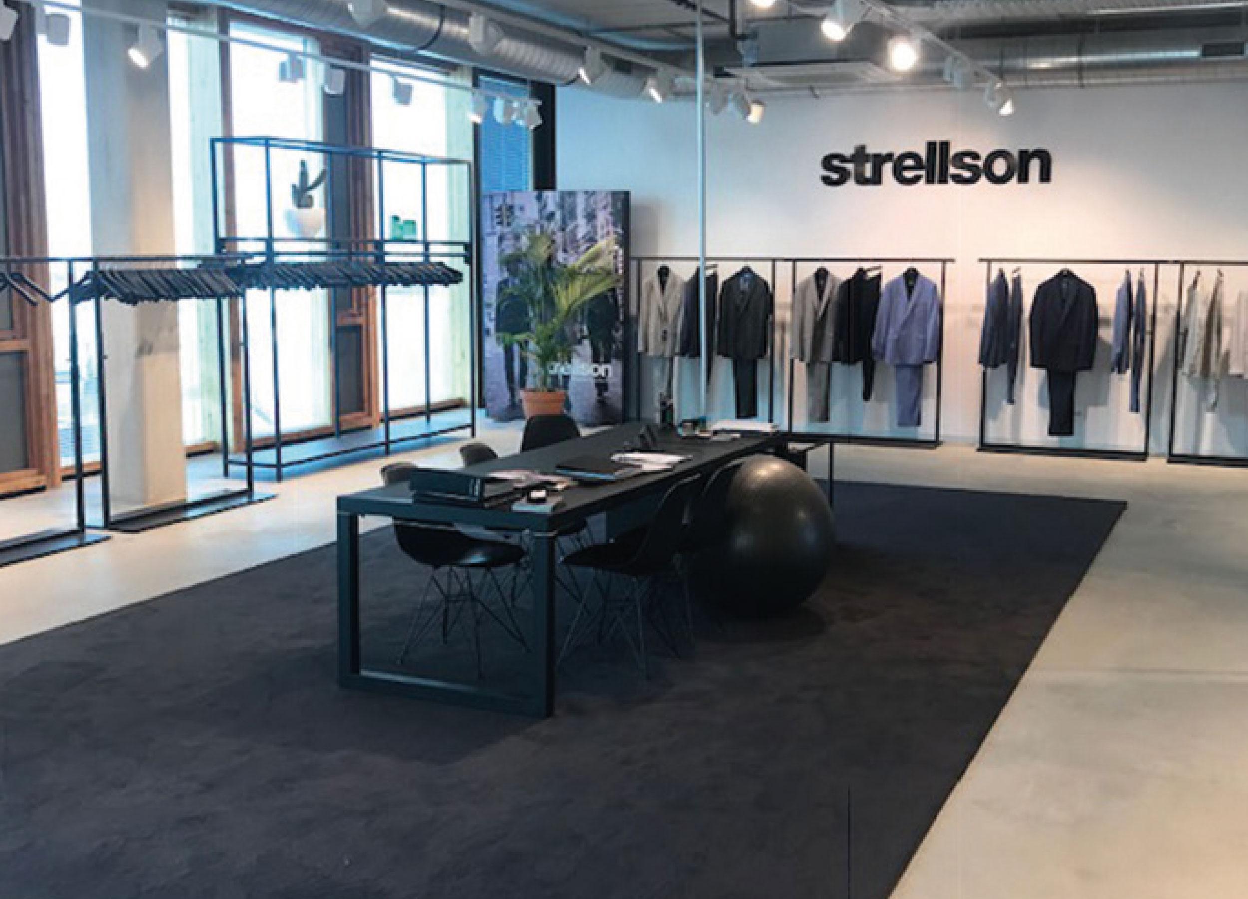 Strellson Showroom Amsterdam