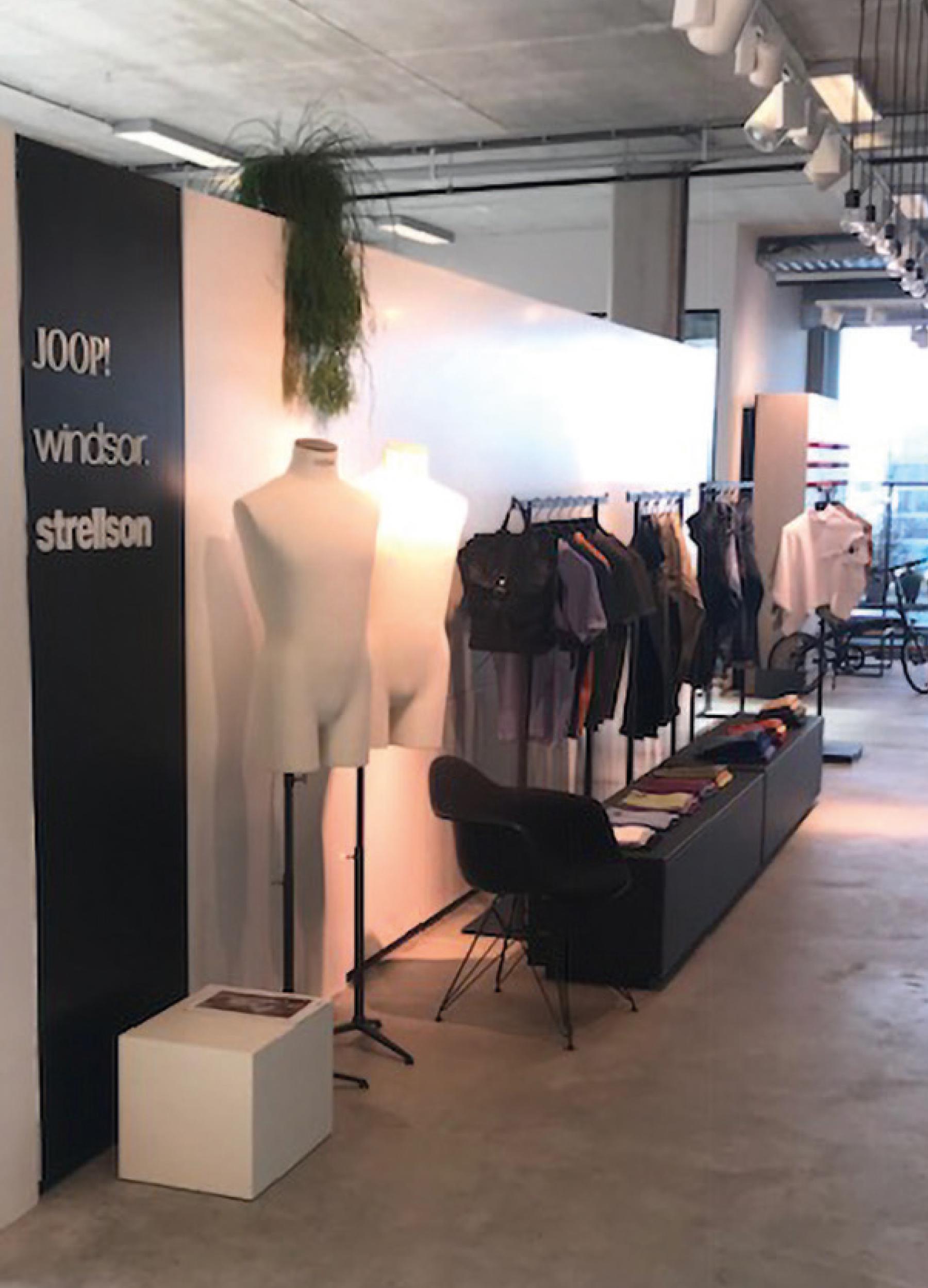 JOOP! Showroom Thalwil Switzerland