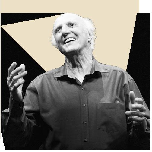 Gilles Vigneault - Véritable monument de la culture québécoise, l'écrivain, auteur, compositeur et interprète est maintenant âgé de 91 ans. Infatigable, il continue de donner des spectacles, d'écrire et de s'impliquer politiquement, entre autres en soutenant le projet de souveraineté du Québec. On peut d'ailleurs le voir dans le film de Francis Legault, Le goût d'un pays, en compagnie de Fred Pellerin.