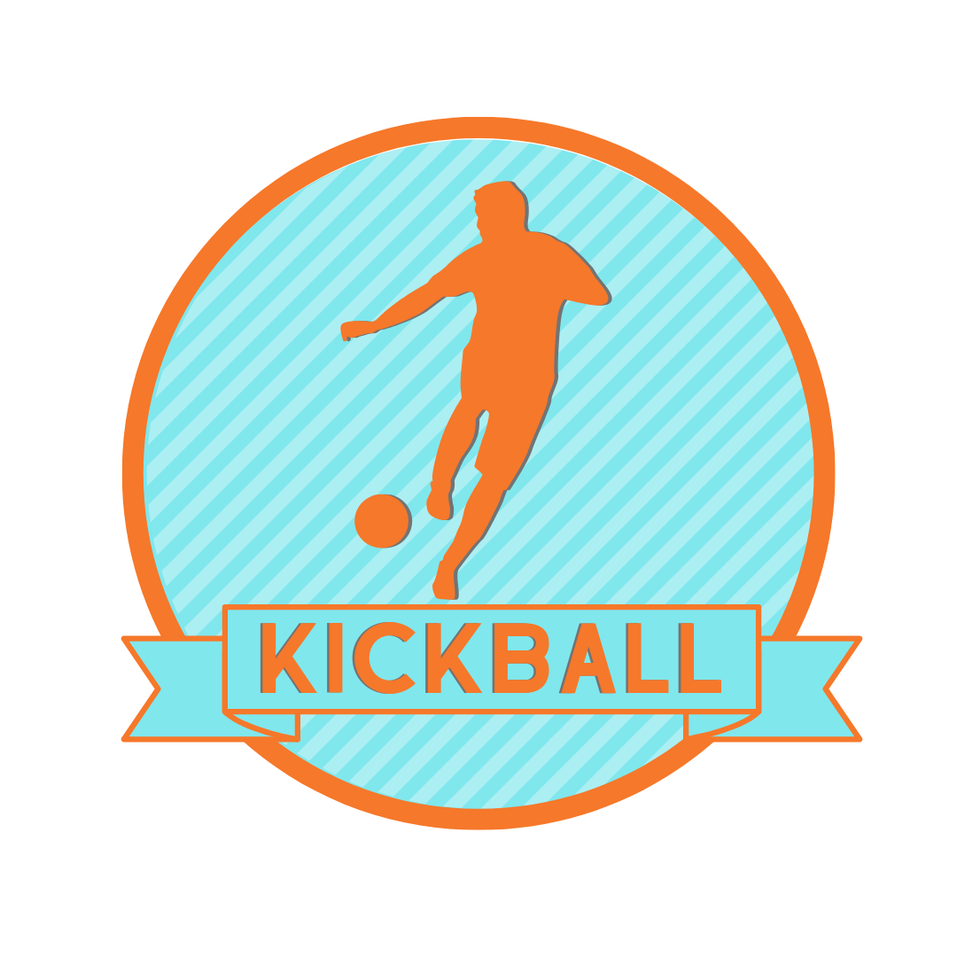 This is a double elimination kickball tournament on October 5th. There must be 10 persons per team, max 12 (2 subs). At least a 4 to 6 guy/girl ratio on the field. This is for Middle school and up. Games are 45 minutes or 5 innings. Teams will pitch to their own team. The tournament will begin at 9:30 AM. Hotdogs will be sold. T-shirt is included in admission price. Trophy for winner! Register for this event below!