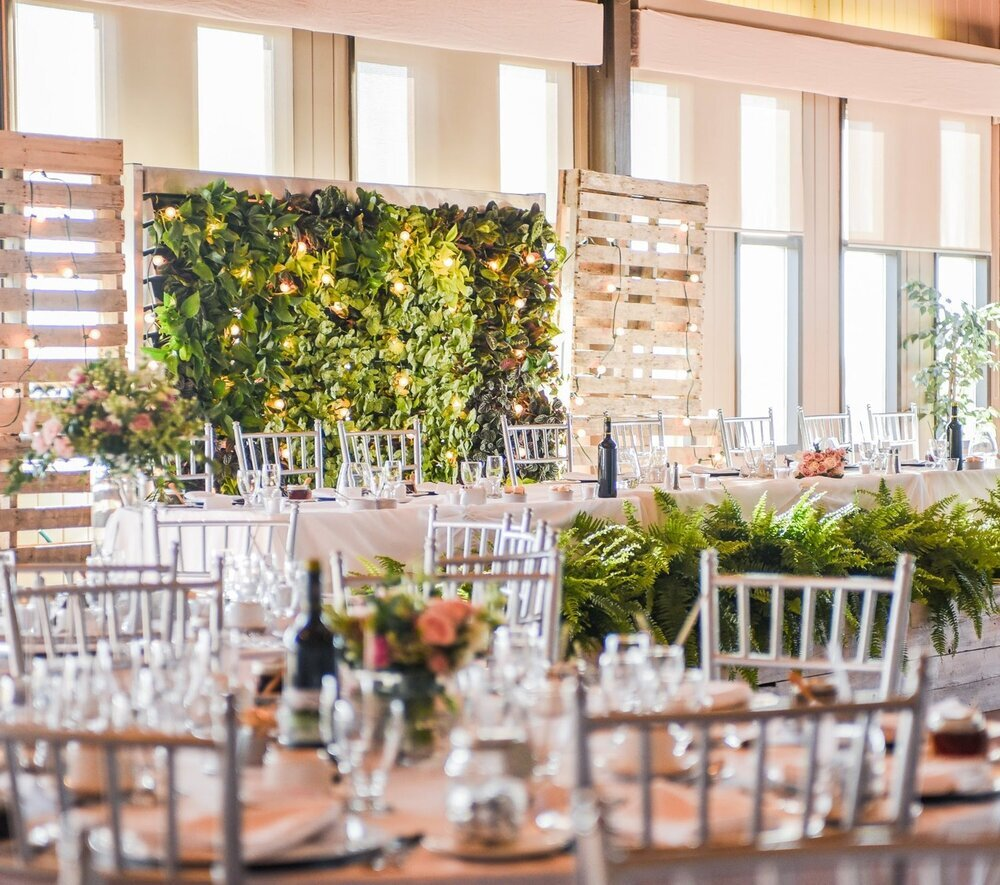 Wall Rentals - No matter what size, our Living Walls can be rented for all sorts of different events, bringing the beauty of nature to your space.