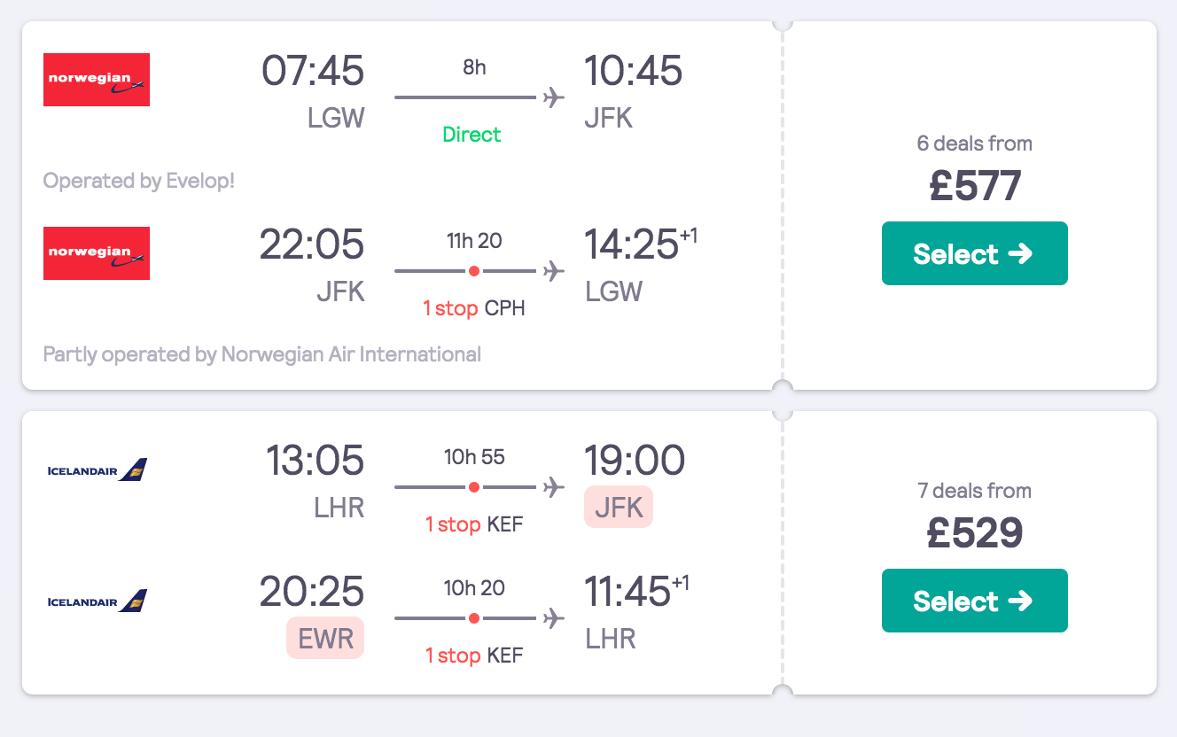 Usage guidelines - API — Skyscanner Partners