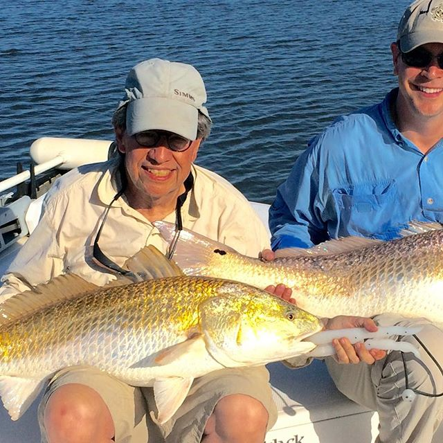 The Ken Felder group from Texas had success on bull redfish, fooled on  @zmanfishingproducts MinnowZ rigged on @mustadhooks elite jig heads and fought on @team13fishing rods & reels. @skeeter_boats @yamahaoutboards @costasunglasses @power.pole @livetarget @minnkotamotors @humminbirdfishing @procurebaitscents @planooutdoors @graytaxidermy