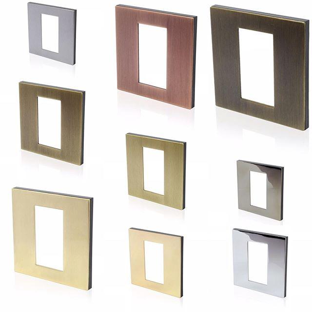 The collection with black bezels , Look fab, We like! . . . #newbuild #homecinema #architecture #bucketlist #losangeles #control4 #refurbishedfurniture #refurb #builder #love #interiordesign #interior #interior123 #london #londondesign #londonfashion #control4lighting #control4life #control4smarthome
