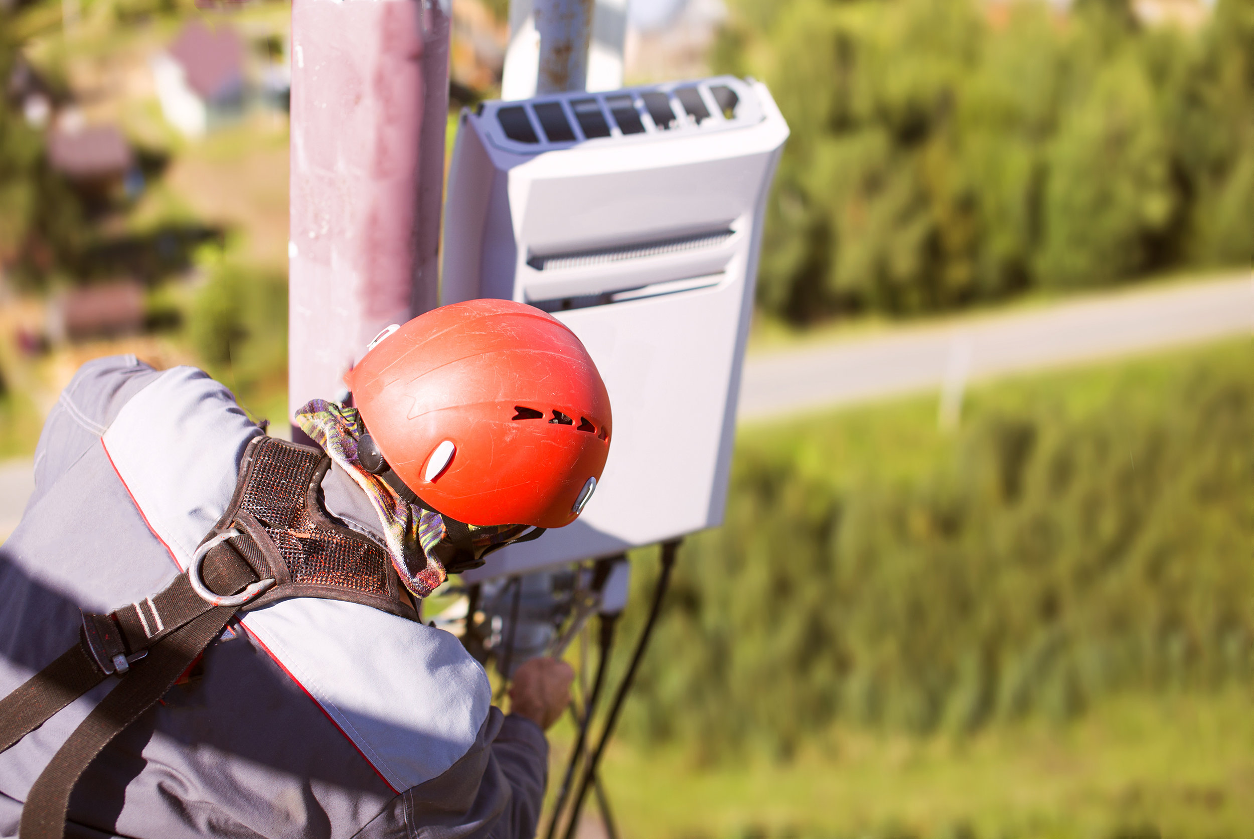 About Us - We provide telecoms infrastructure as a service throughout the United Kingdom.