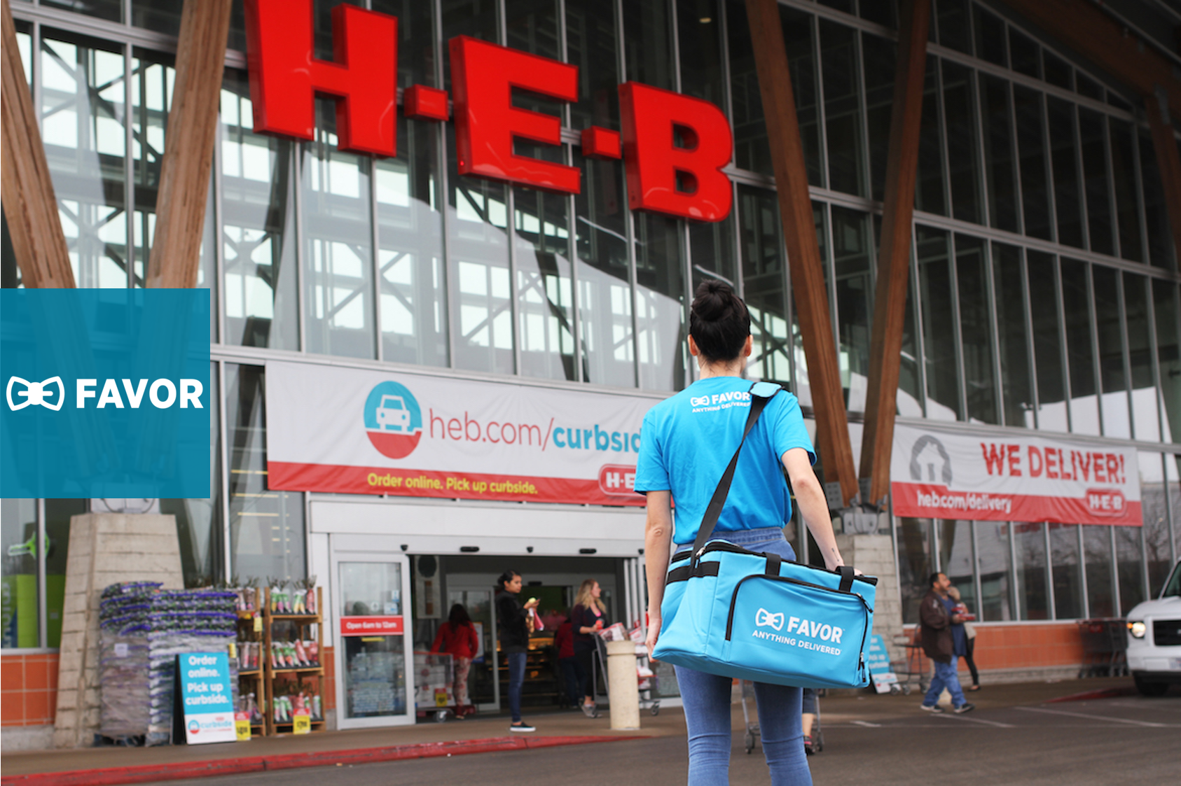 On-Demand Delivery - favordelivery.comHQ: Austin, TXSector: Digital ExperiencesS3 Investments: Series A, Series BExit: Acquired by HEB Grocery in February '18