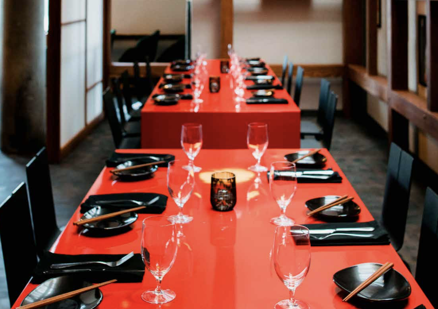 Chaya Private Dining