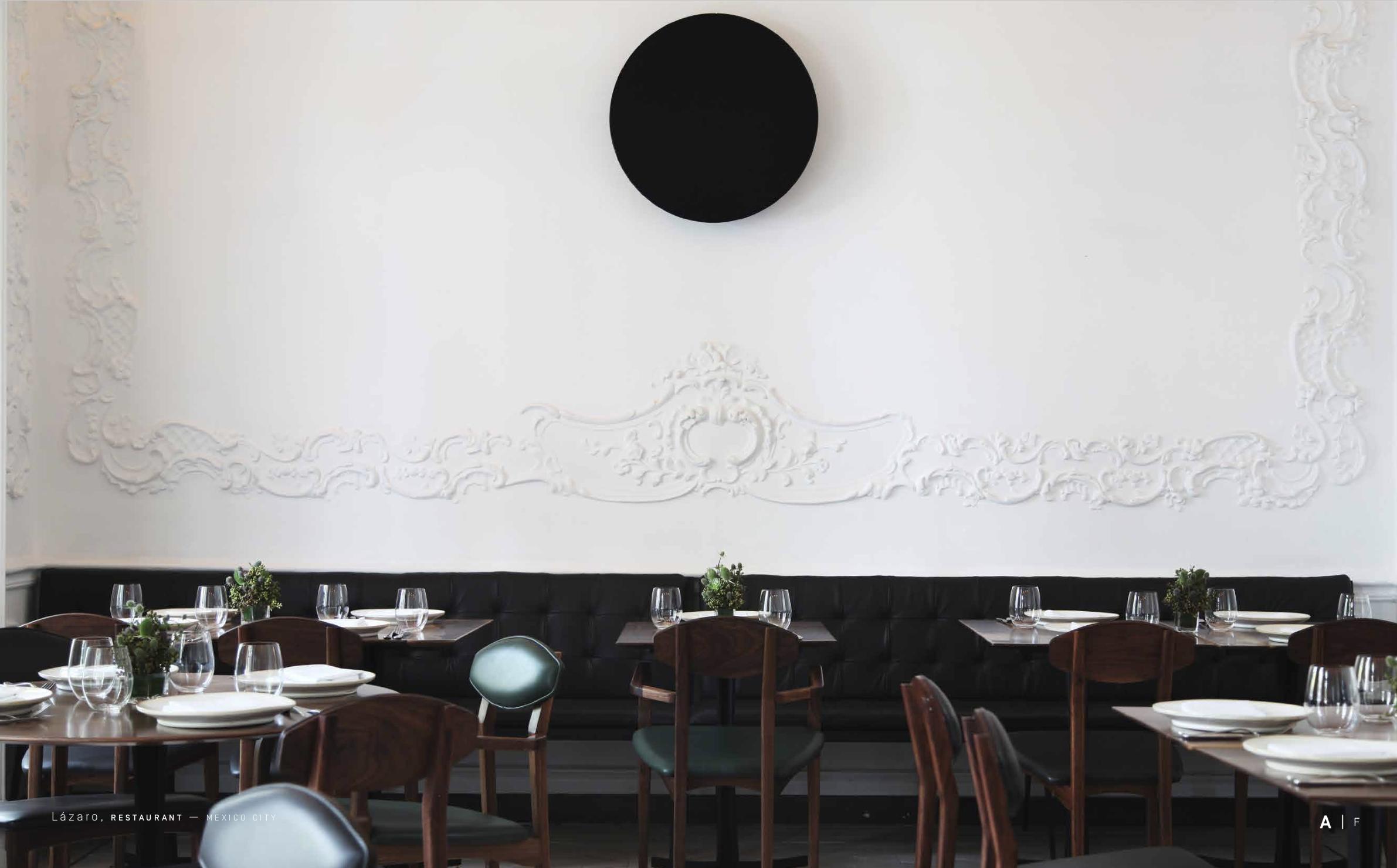 Lazaro Custom Restaurant Design