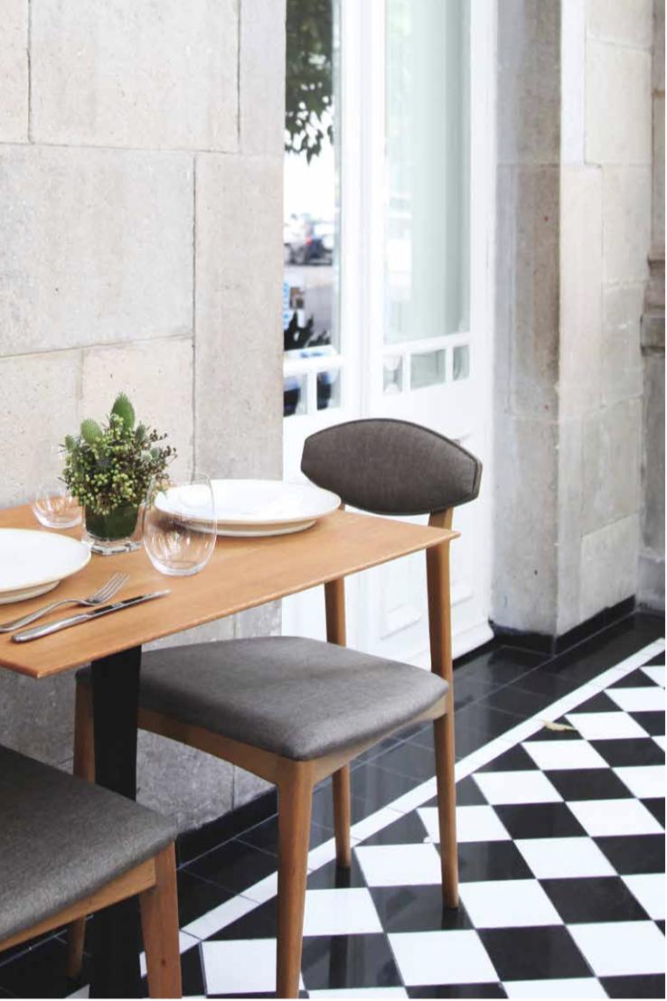 Lazaro Custom Restaurant Design Terrace