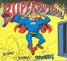 Hey, kids! Create your own Superman!