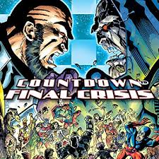 "Coming soon: ""Before Countdown to Final Crisis"""