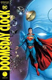Superman meets Dr. Manhattan! What an incredible crappy idea!