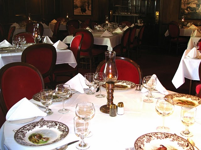 THe Red Room - Seats up to 48 people for dinner (minimum of 35 required).