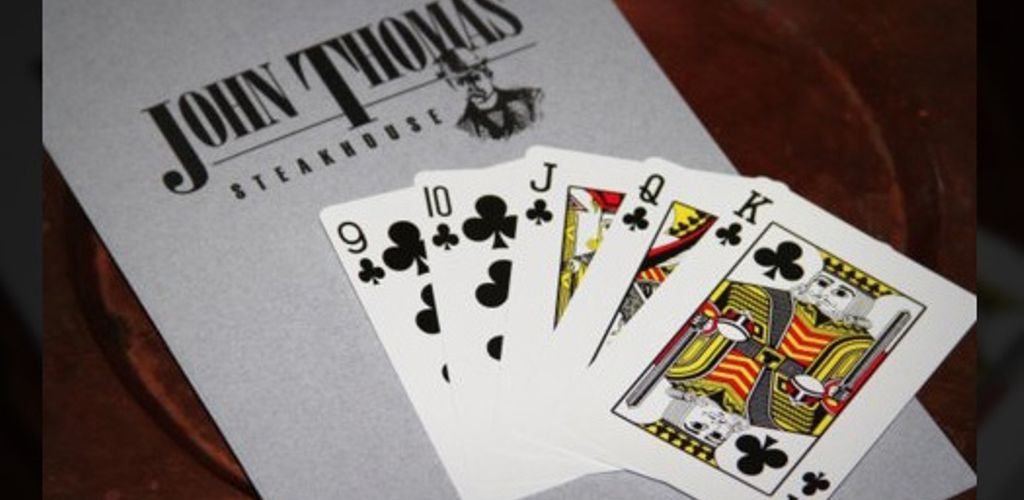 playing card hands in poker