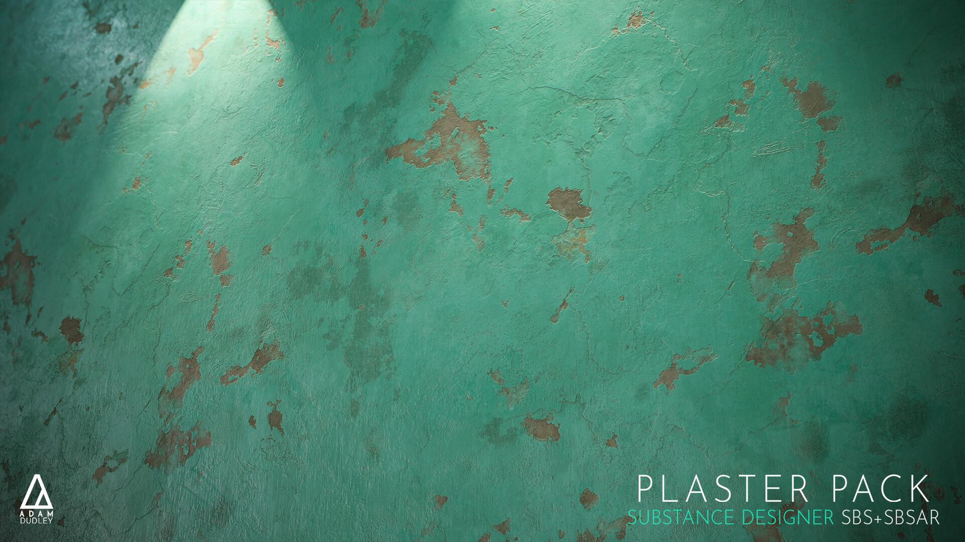 Plaster Pack