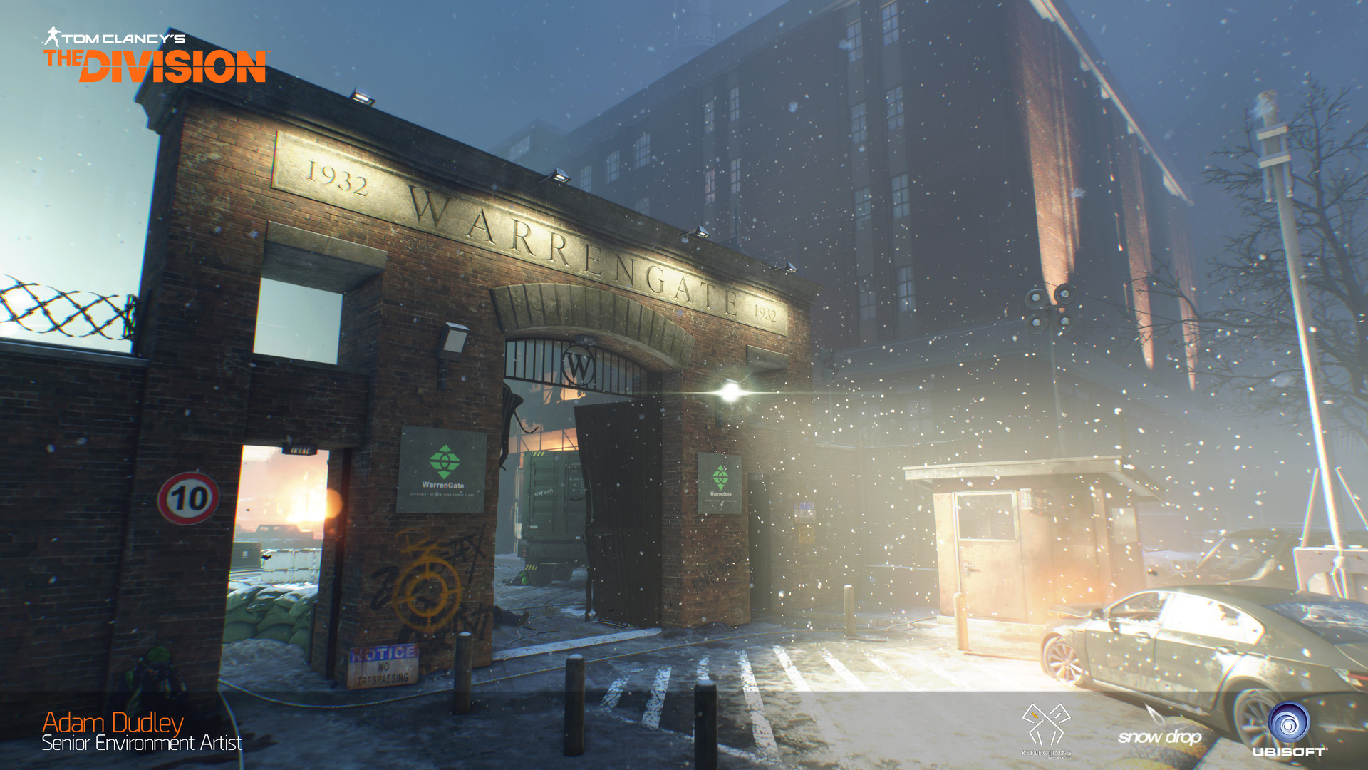 The Division Warrengate Power Plant