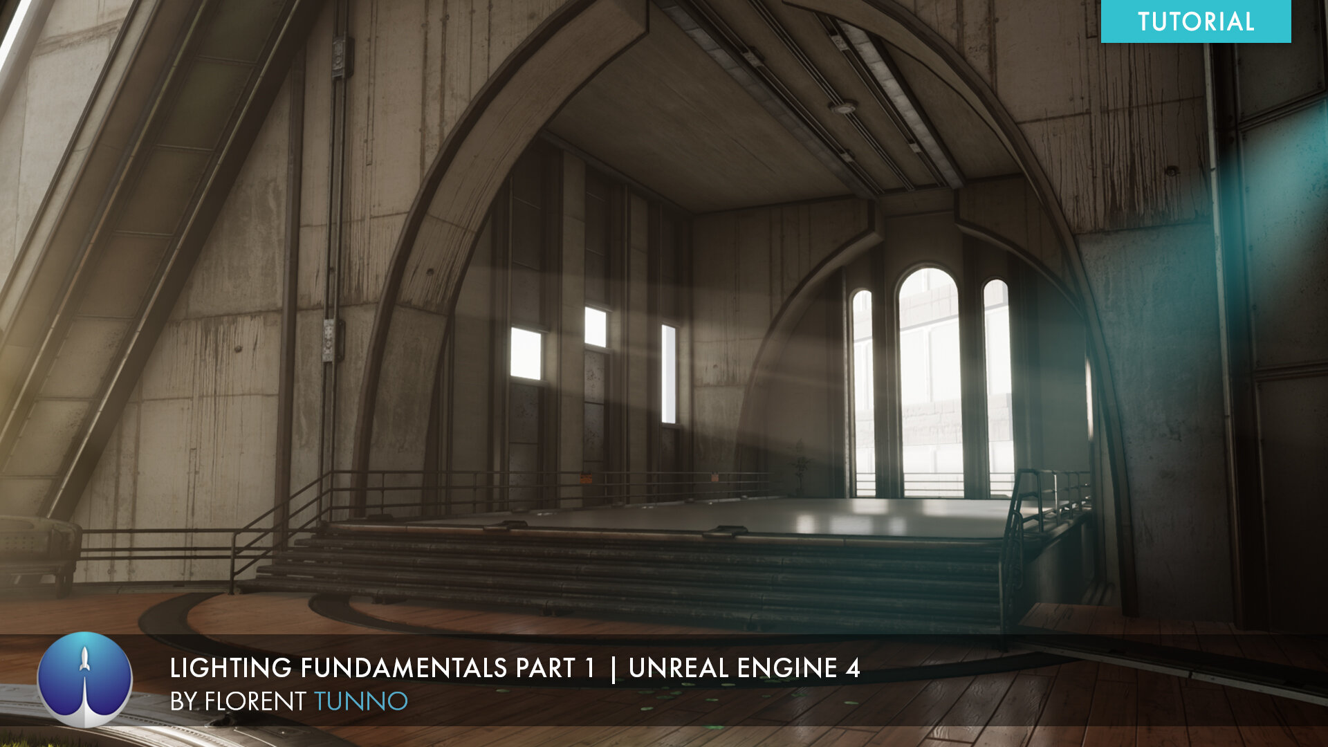 Unreal Engine 4 Lighting Fundamentals Part 1 Florent Tunno Experience Points