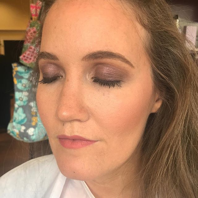 Wedding guest makeup by Nikki
