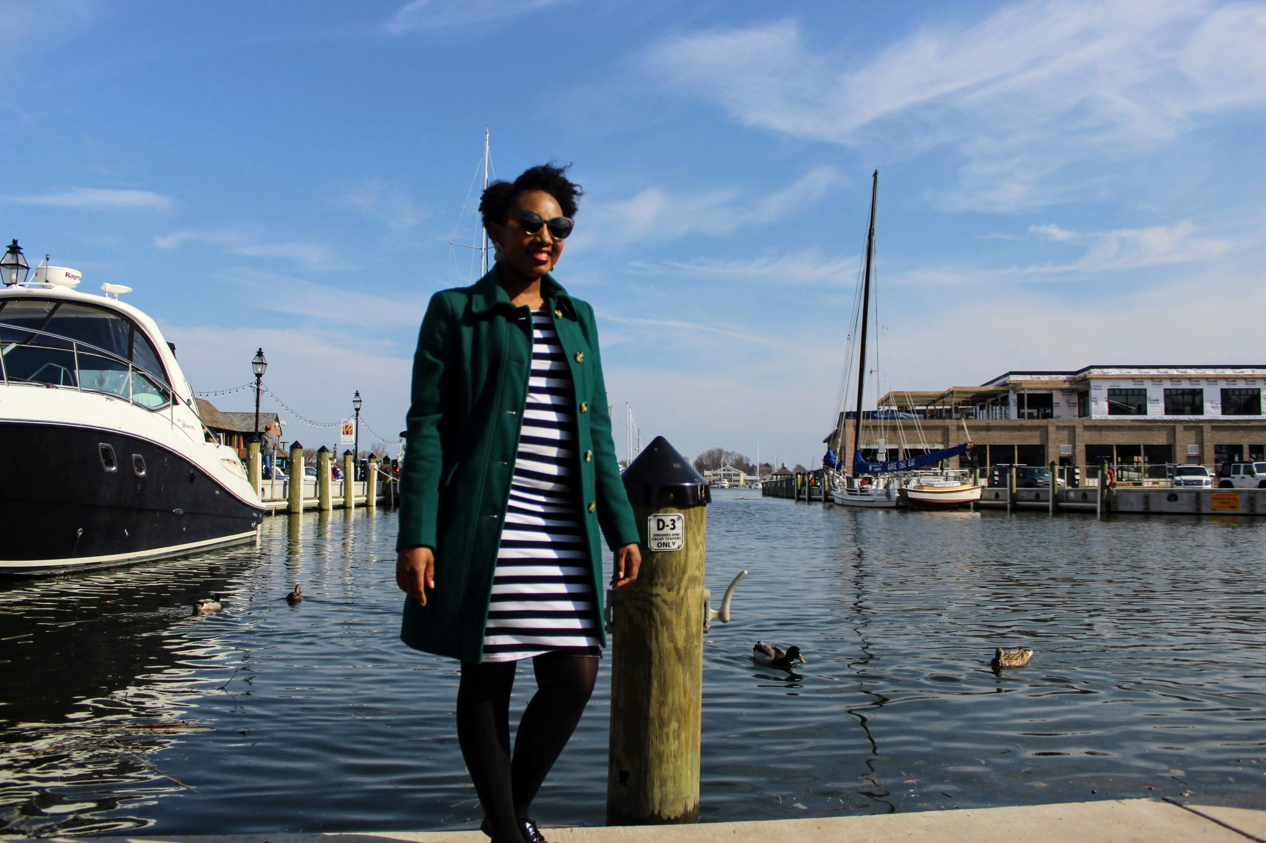 Top Instagram Spots in Annapolis | Doctor Anni Blog | Annapolis City Dock