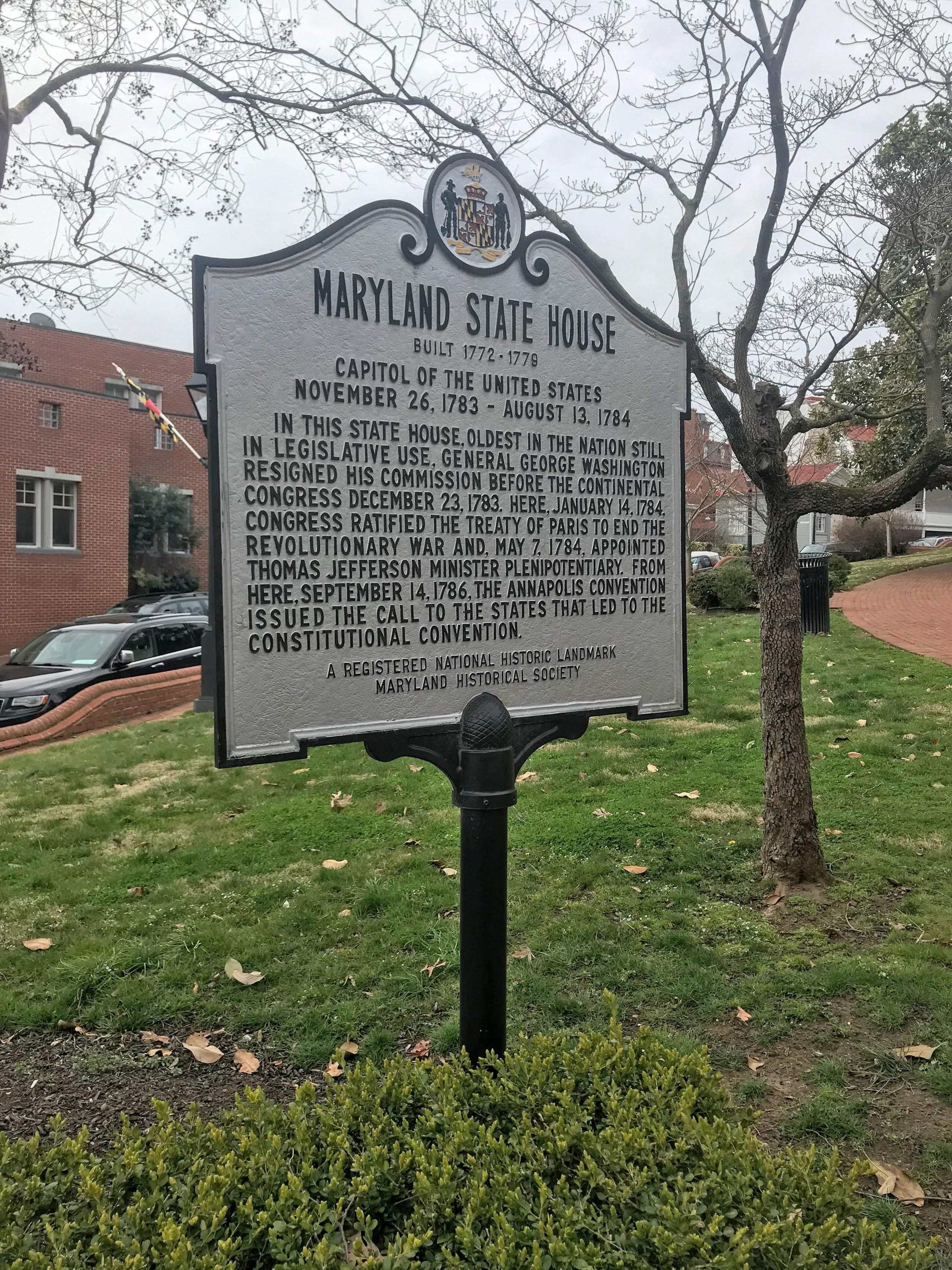 Top Instagram Spots in Annapolis | Doctor Anni Blog | Maryland State House