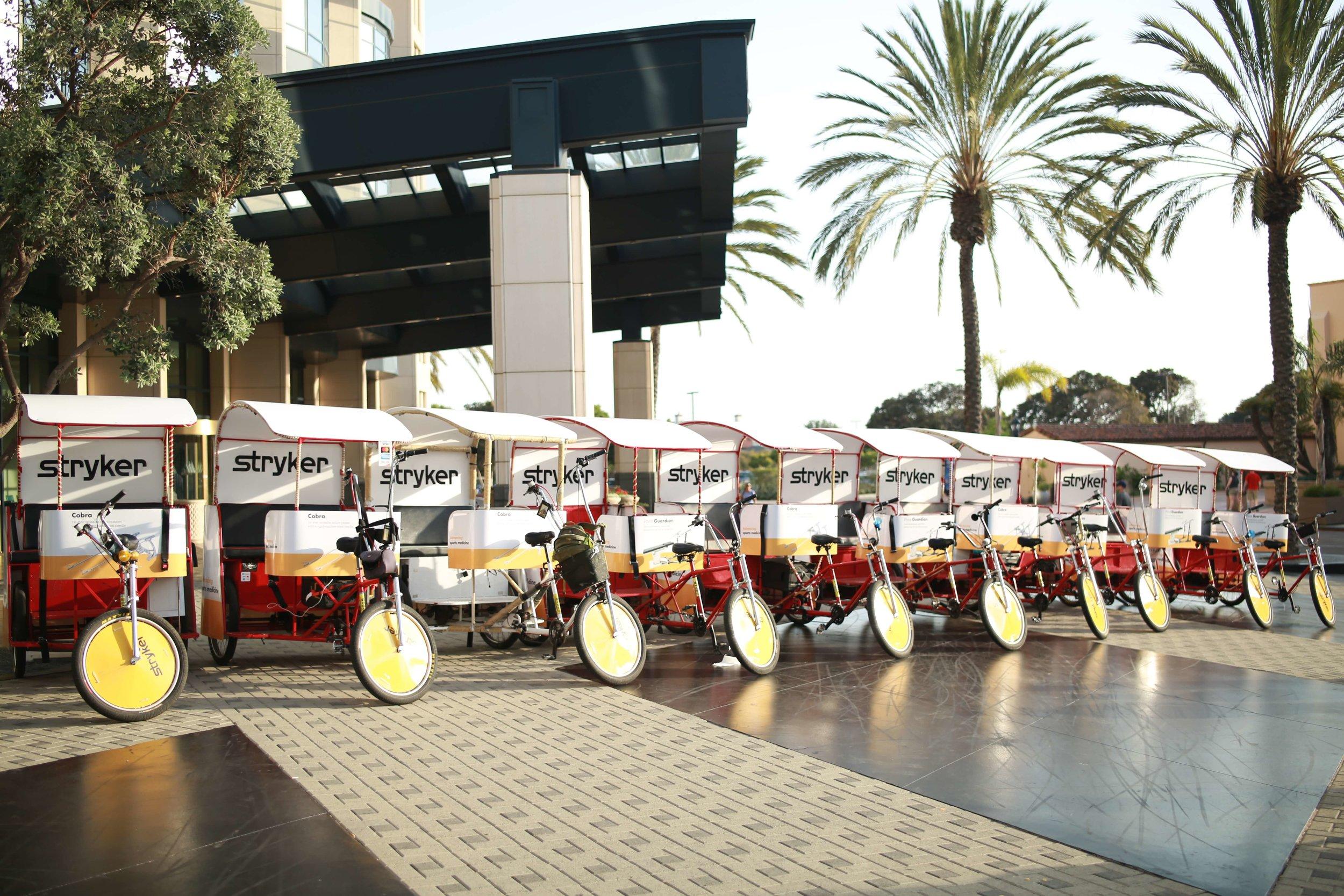 stryker pedicab