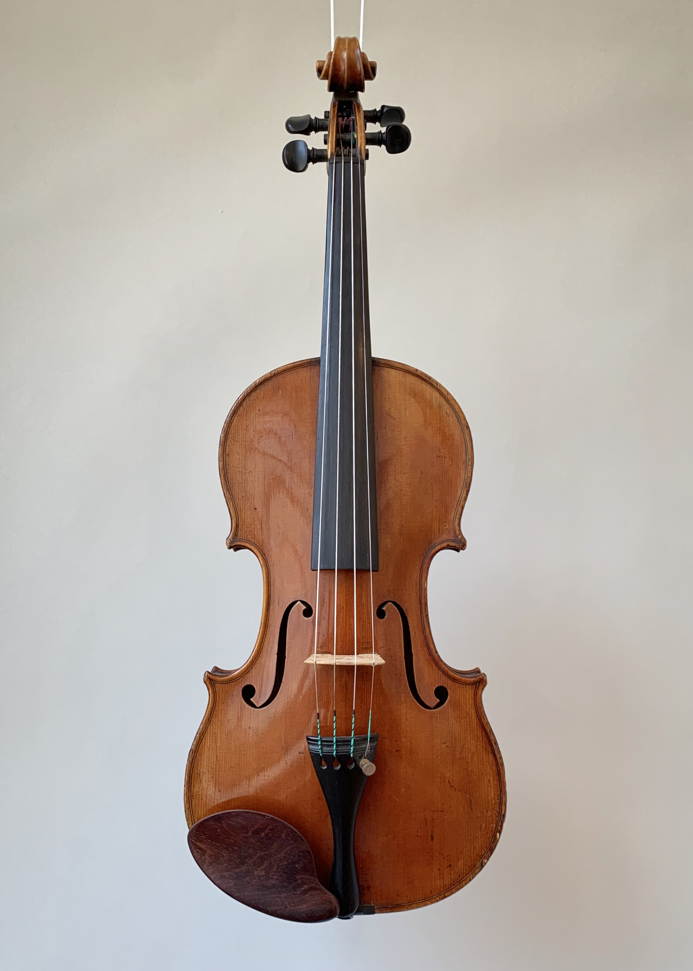 Violine, Joseph Hel, 1888
