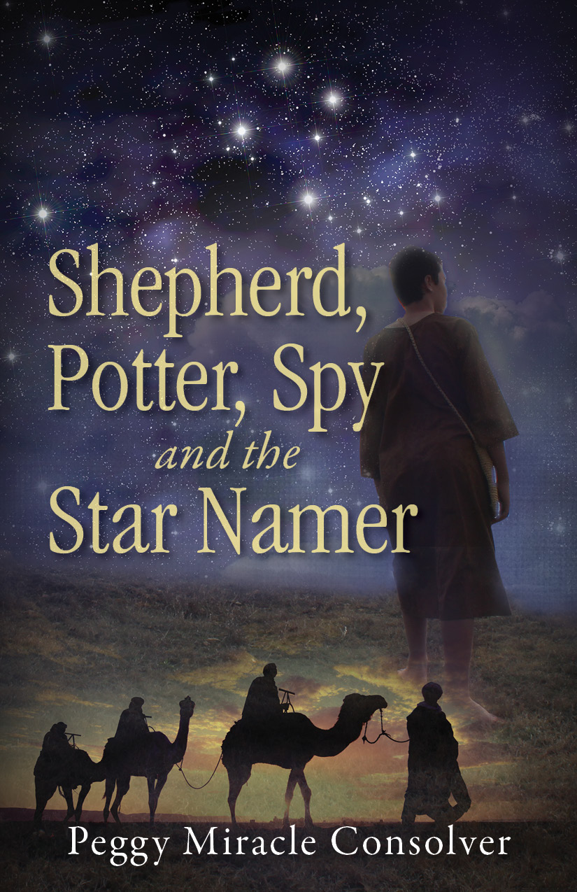 Shepherd, Potter, Spy, and the Star Namer - Experience the imminent invasion of Canaan through the eyes of Keshub, a thirteen-year-old Canaanite boy and descendant of Ham. Book 1 of the Star-Namer books.