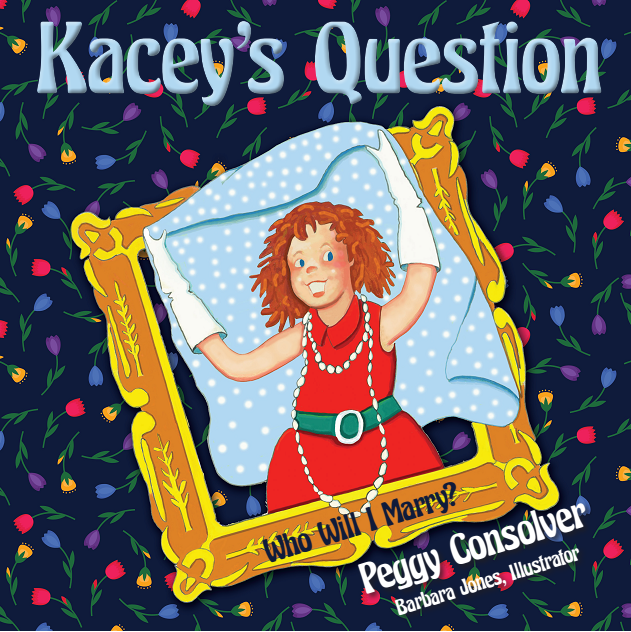 "Kacey's Question - Launching into the mysteries of life, five year olds Kacey and Kyle have questions--like ""Who will I marry?"""