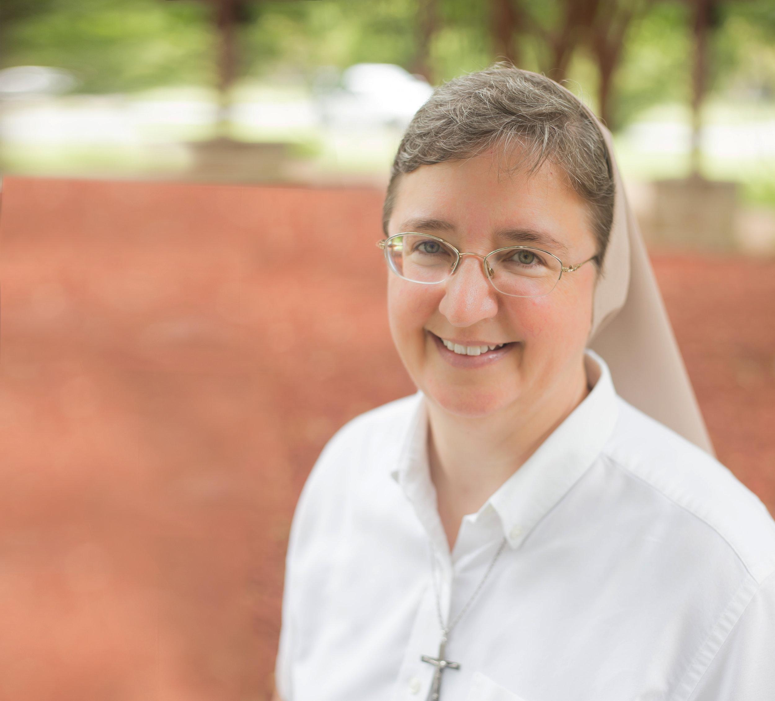 Sister Clarice Suchy, STJ - Coordinator of Campus Ministryclarice.suchy@archsa.org