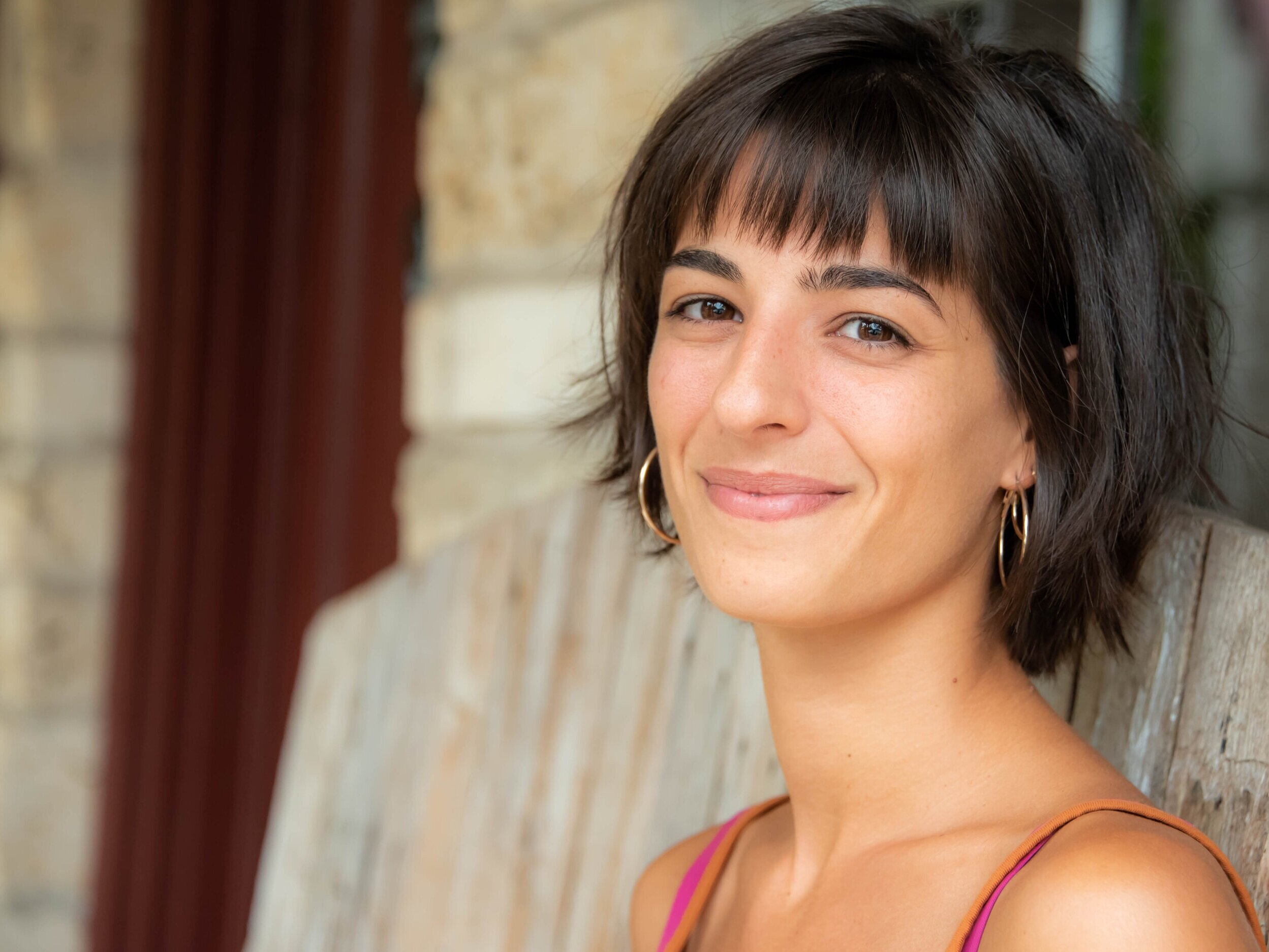 Julia Podgorsek - Teacher & Cine-Club Director   Julia was born and raised in a parisian banlieue called Créteil. She graduated in 2013 from the Sorbonne Nouvelle with a Master's Degree in English and Film. In fall 2014, she moved to Austin and one year later created the Alliance Française Ciné-Club and started working at the Alliance as a French and Literature teacher. She's deeply involved in making French and Francophone culture accessible to people by shedding a different light on it. She also loves figuring out the learning process of each of her students and adapting her teaching methods to them.  When she doesn't share her love for French and Film, she focuses on her passions for dancing and drumming.