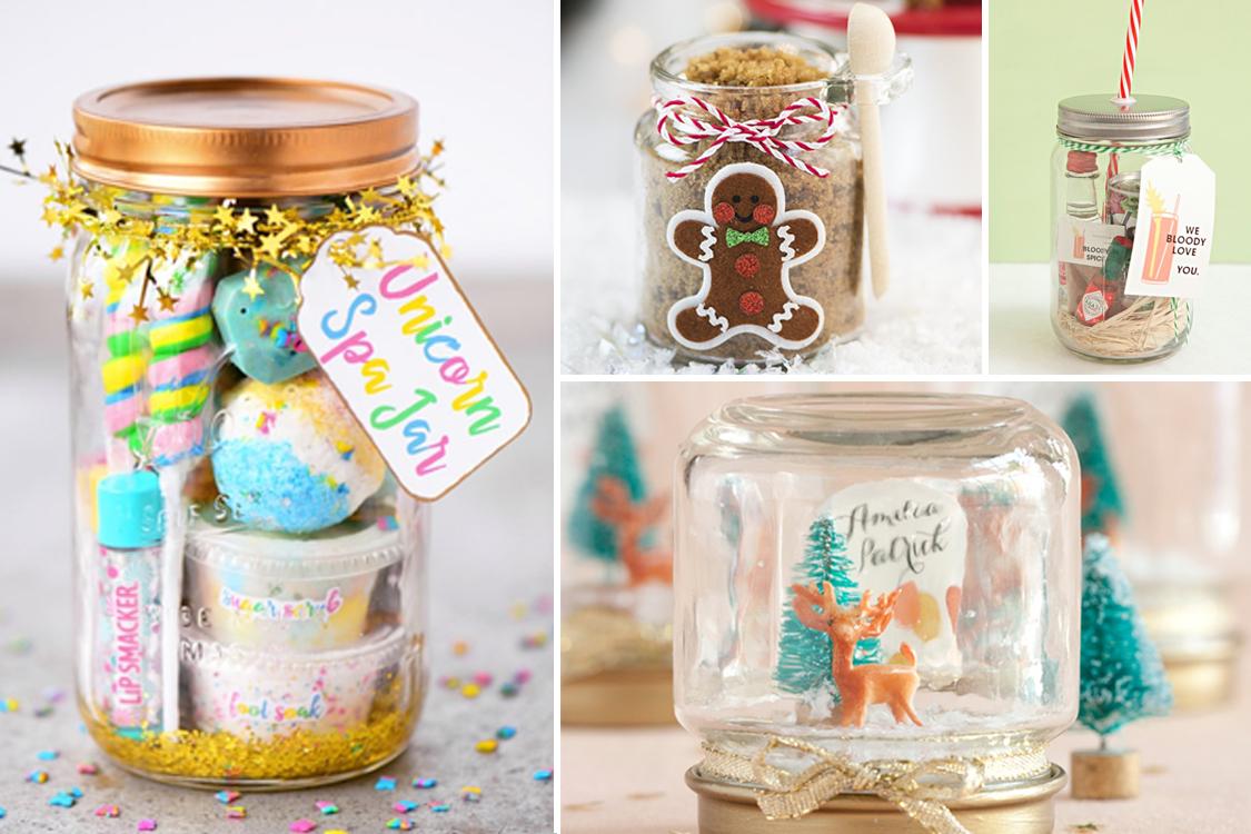 100 Diy Mason Jar Christmas Gifts That Are Creative And
